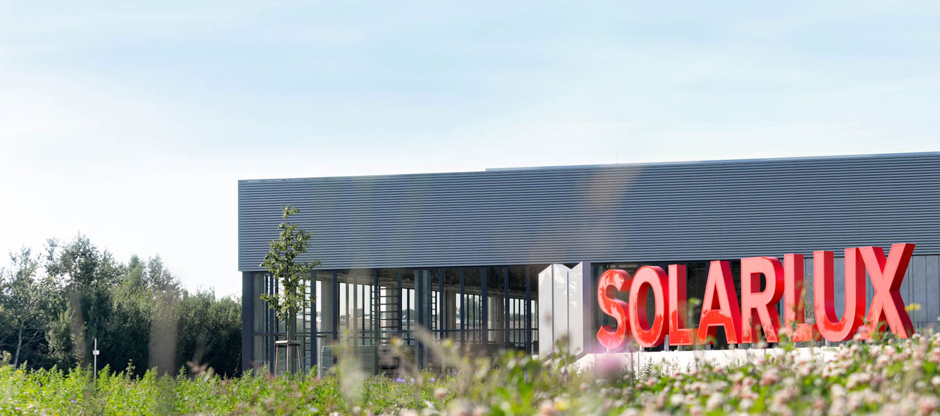 Solarlux Campus in Melle