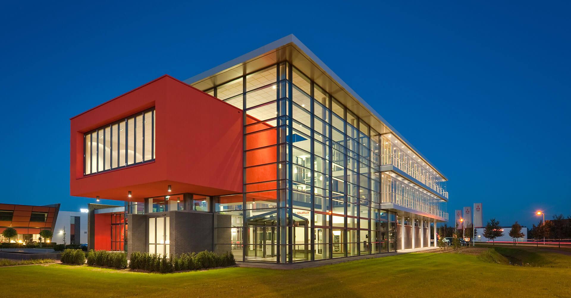 Solarlux Comfort Fassade